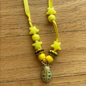 Jewelry - Lady Bug Charm Necklace